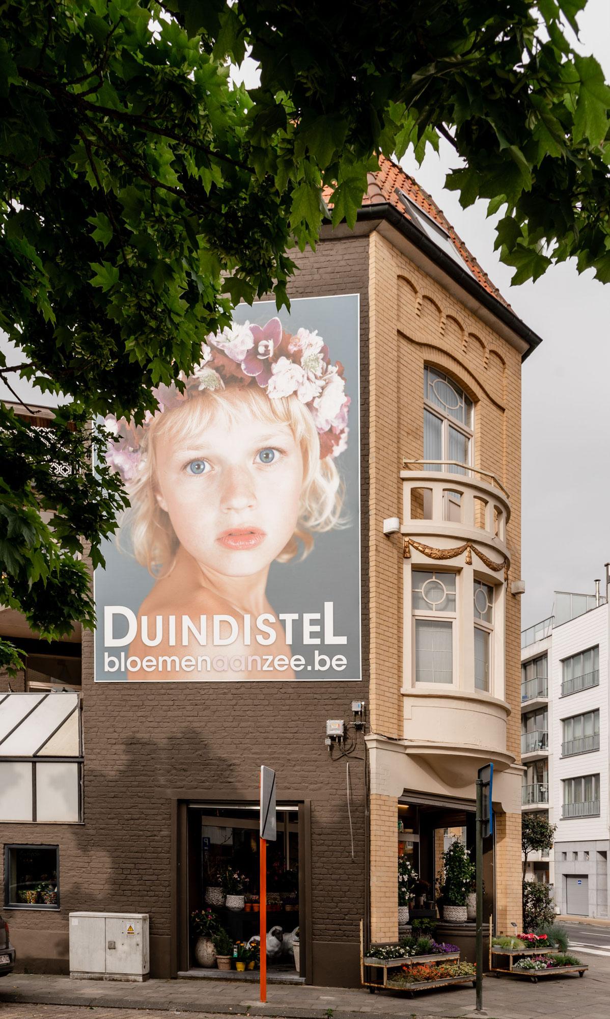 Bedrijfsfotograaf Bedrijfsfotografie Oostende Brugge Bloemenaanzee Duindistel