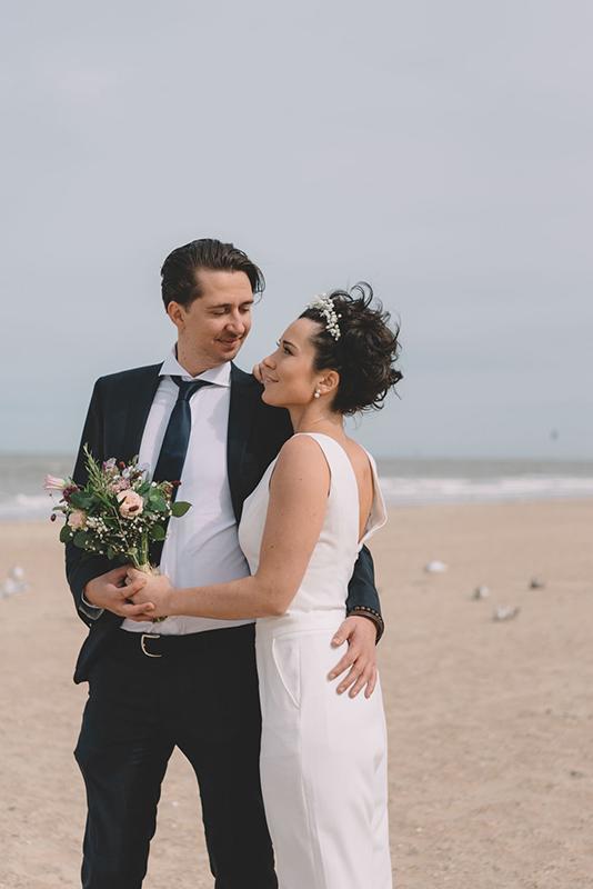 Silke Jan Oostende Huwelijksfotografie