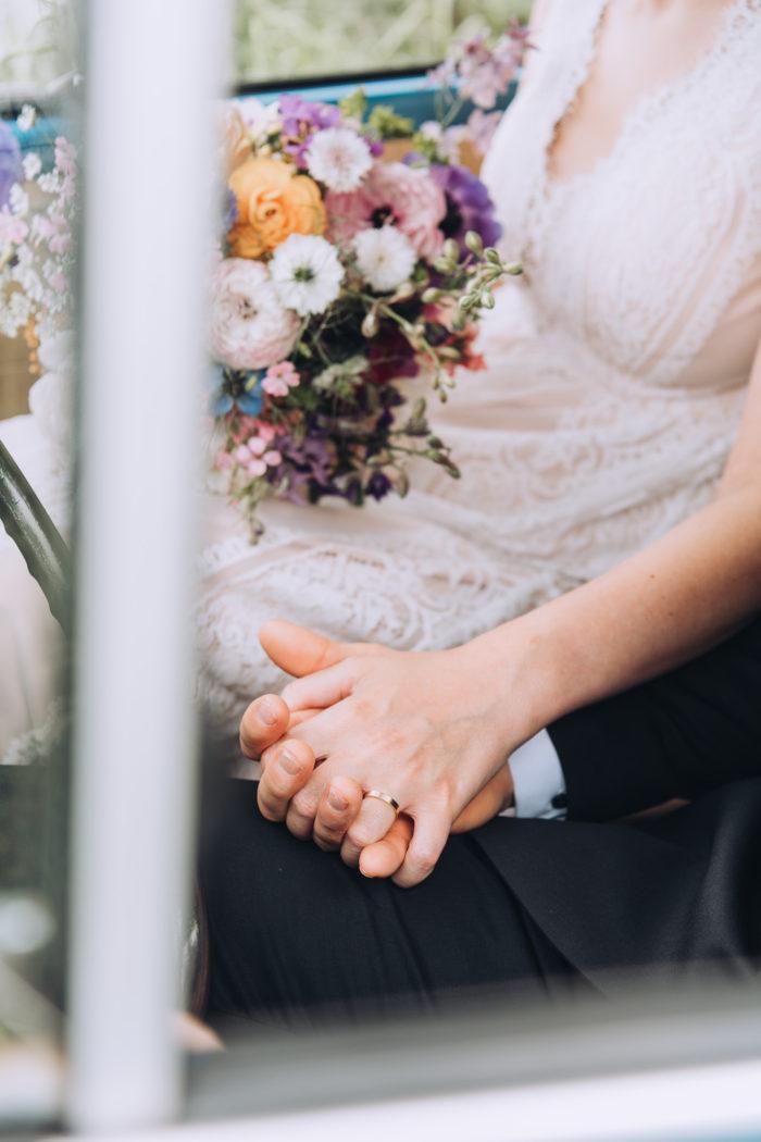 Huwelijksfotograaf Brugge Jessie en Thomas